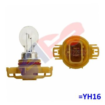 Picture of BULB(FOG LAMP) PSX24W 12V 24W