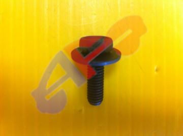 Picture of 10MM BOLT W/ 17MM WASHER 50PCS