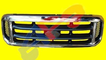 Picture of GRILLE 99-04 CHR/SILVER F250/F350