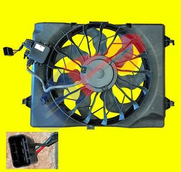 Picture of COOLING FAN 16-20(N-HYBRID) 2.4L OPTIMA