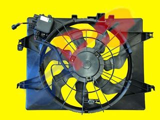 Picture of COOLING FAN 11-13(N-HYBRID) 2.4L/AT SONATA/13-15(HYBRID) SONATA/14-16(HYBRID) OPTIMA