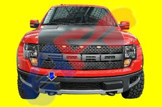Picture of BUMPER GUARD 10-14 RH FT SVT RAPTOR
