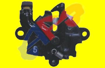 Picture of HOOD LATCH 07-12 W/O ALARM SD YARIS