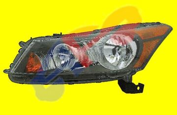 Picture of HEAD LAMP 08-12 LH SDN ACCORD