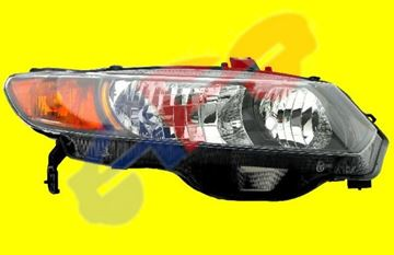 Picture of HEAD LAMP 06-07 RH CPE CIVIC