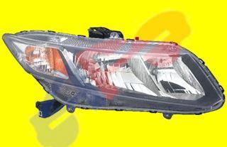 CIVIC 12-15 FENDER LH Sedan//Hybrid// Coupe 12-13
