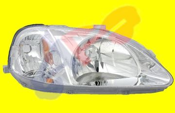 Picture of HEAD LAMP 99-00 RH SDN/CPE CIVIC