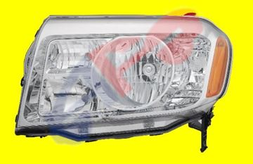 Picture of HEAD LAMP 09-11 LH PILOT