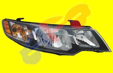 Picture of HEAD LAMP 10-13 RH SDN/HB FORTE