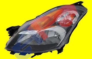 Picture of HEAD LAMP 07-09 LH HALOGEN SDN ALTIMA