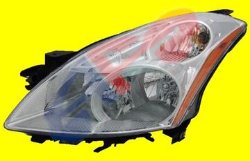 Picture of HEAD LAMP 10-12 LH HALOGEN SDN ALTIMA
