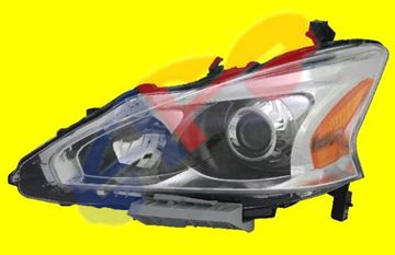 Picture of HEAD LAMP 13-15 LH HALOGEN SDN ALTIMA