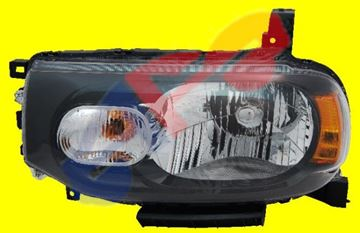 Picture of HEAD LAMP 09-14 LH CUBE