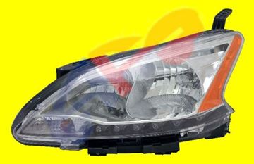 Picture of HEAD LAMP 13-15 LH HALOGEN W/LED DRL SENTRA