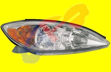 Picture of HEAD LAMP 02-04 RH LE/XLE CHR CAMRY