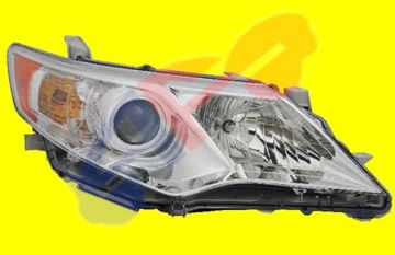 Picture of HEAD LAMP 12-14 RH L/LE/XLE CAMRY/HYBRID