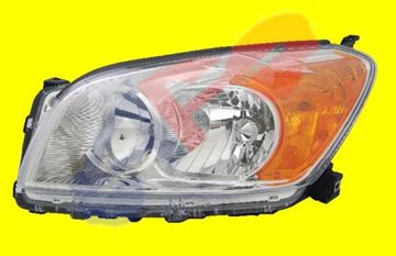 Picture of HEAD LAMP 09-12 LH BASE/LIMITED USA RAV4