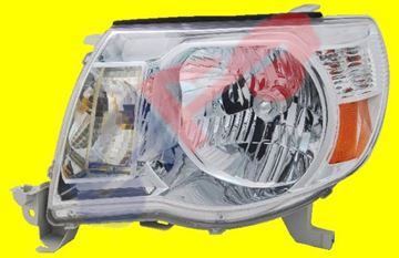 Picture of HEAD LAMP 05-11 LH W/O SPORT TACOMA