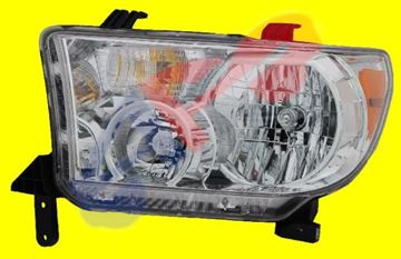 Picture of HEAD LAMP 07-13 LH TUNDRA/08-17 SEQUOIA
