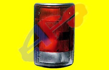 Picture of TAIL LAMP 95-03 R RED/CLR ECONOLINE