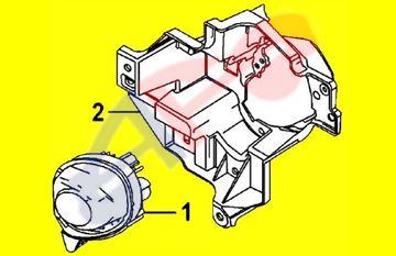 Picture of FOG LAMP BRACKET 17-20 RH CX-5