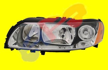 Picture of HEAD LAMP 05-09 LH HALOGEN S60