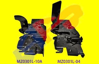Picture of HOOD LATCH 10-13 W/O ALARM SYSTEM MZ3 12-17 MZ5