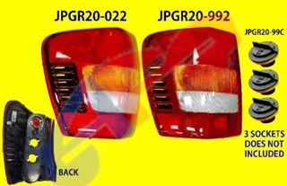 Picture of TAIL LAMP 02-04 LH G-CHEROKEE