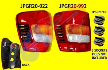 Picture of TAIL LAMP 99-01 LH G-CHEROKEE