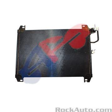 Picture of A/C COND 02-09 V8 TRAILBLAZER/ENVOY