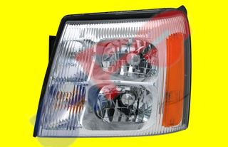 For 2002 Cadillac Escalade Driver Side Headlight Head Light Lamp LH