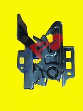Picture of HOOD LATCH 07-13 W/O WIRE SILV/SIERA/TAH