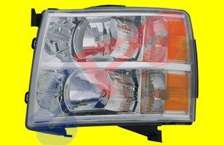 Picture of HEAD LAMP 07-13 RH SILVERADO