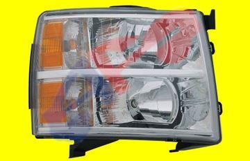 Picture of HEAD LAMP 07-13 LH SILVERADO