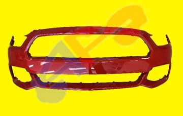 Picture of BUM COVER 15-17 FT MUSTANG OEM RACE RED