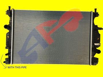 Picture of RAD 13-19 1.6L/2.0L/1.5 TURBO 18MM W/PIPE FUSION = 13322