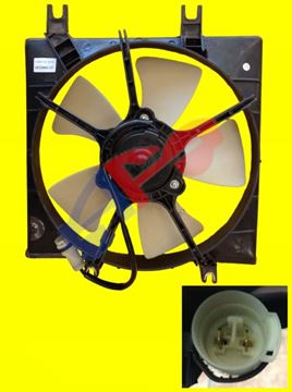 Picture of RAD FAN ASSY 90-93 RH INTEGRA