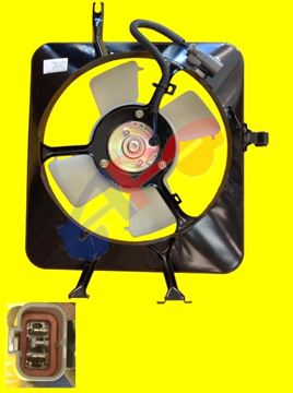 Picture of A/C FAN ASSY 90-93 LH INTEGRA