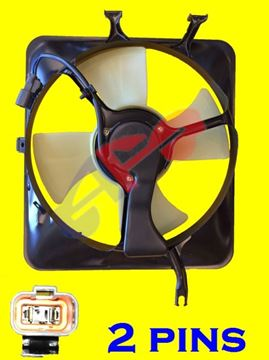 Picture of A/C FAN ASSY 94-01 INTEGRA
