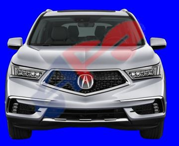 Picture of HOOD 17-20 MDX