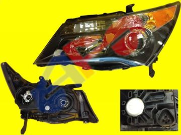 Picture of HEAD LAMP 07-09 LH SPORT AC MDX