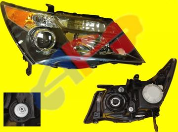 Picture of HEAD LAMP 07-09 RH BASE AC MDX