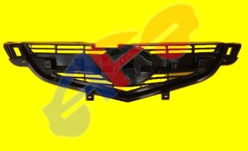 Picture of GRILLE 04-06 BLACK ACURA TL