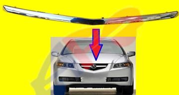Picture of MOULDING, HOOD 04-08 CHR ACURA TL