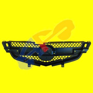 Picture of GRILLE 07-08 BLACK ACURA TL