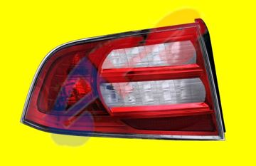 Picture of TAIL LAMP 07-08 LH BASE,NAVI ACR TL
