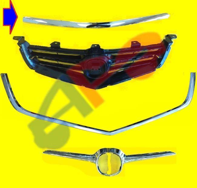AUTOFiT Inc. . MOULDING, HOOD 04-05 ACURA TSX