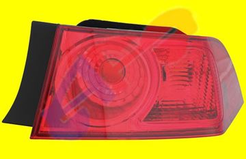 Picture of TAIL LAMP 06-08 RH OUTER ACURA TSX