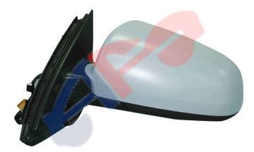 Picture of MIRROR 02-08 RH PTD PWR HT MAN-FOLD A4/S4/07-08 RS4
