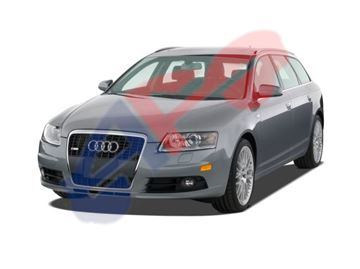 Picture of HOOD 05-06 STEEL AUDI A6